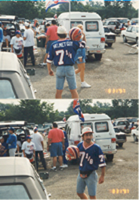 The Helmet Guy in Buffalo